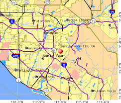 foothill cus map tustin foothills california ca 92705 profile population maps