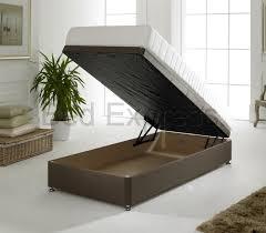 lovable king size ottoman storage bed luxury ottoman divan storage