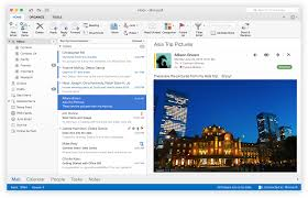 outlook for mac preview news center