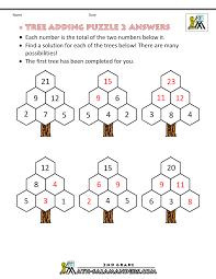 math puzzles 2nd grade