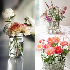 how to make simple diy flower arrangements glitter inc glitter