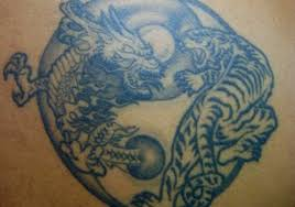 25 magnificent yin yang tattoos creativefan
