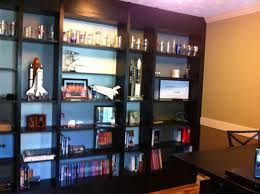 built in ikea billy bookcases a geek dad idolza