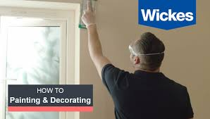 Preparation For Painting Interior Walls How To Prepare Walls U0026 Ceilings For Painting With Wickes Youtube