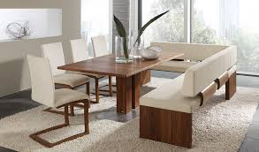 improve your kitchen with rectangle kitchen table with bench