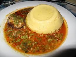 cuisiner le gombo recettes du chef tot avec sauce gombo