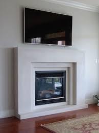 wonderful white black wood glass modern design fireplaces interior