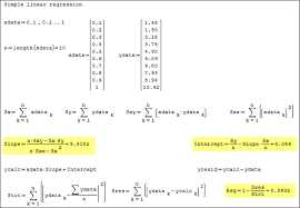linear regression books iopscience simple linear regression example download figure standard image