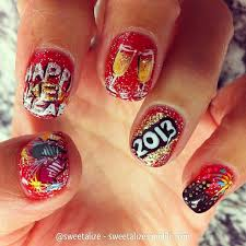 43 best happy new year nail designs images on pinterest new