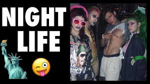 crazy nightlife in new york model parties and drag queens youtube