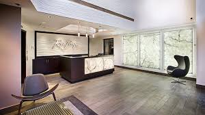 Illuminated Reception Desk Architectural Lighting Trend Backlit Reception Areas Evo Lite