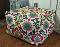 sale pouf ottoman cover large pouf waverly santa maria