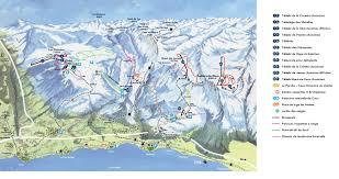 map of montreux trail map rochers de naye montreux
