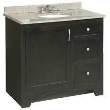 Home Design Outlet Center Bathroom Vanities 36 Bathroom Vanity Ebay