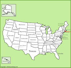 usa states map rhode island rhode island location on the u s map