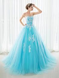 robe de mari e bleue robe de mariée bleue vente de gros robe de mariée bleue en ligne