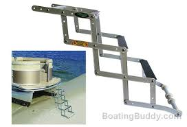 bow to beach boat ladders boating ladders of all types