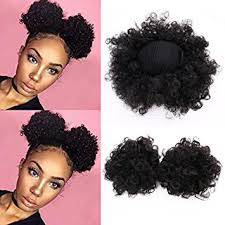 hair pieces for women amazon com miss rola synthetic hair bun extension donut chignon