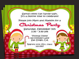 template classic holiday party invitation templates free word