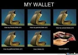 Meme Wallet - my wallet by skysplits meme center