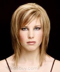 modele de coupe de cheveux mi modele coupe cheveux mi degrade avec frange cote coupe
