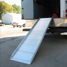 Ford F150 Truck Ramps - aluminum ramps for trucks and vans loading ramps inlad truck