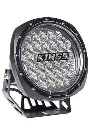 round led driving lights illuminator 7 round led driving lights pair 4x4 supastore