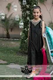 maria b kids eid dresses design 2015