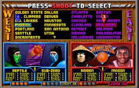 Nba Jam Cabinet Nba Jam Tournament Edition Videogame By Midway Games