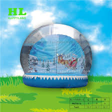 snow globe l post china big inflatable human snow globe snow ball souvenir tent
