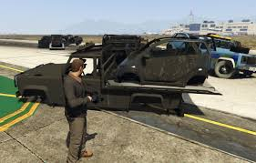 lifted land rover defender land rover defender recovery truck with car unlocked gta5