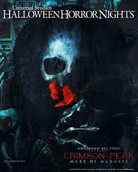 islands of adventure halloween horror nights 2013 behind the thrills sdcc 2015 crimson peak is coming to