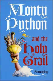 monty python and the holy grail screenplay by graham chapman
