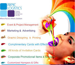 prime logistics property management services event management