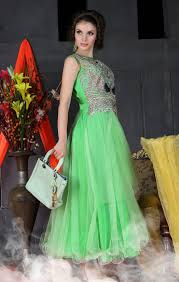 long gowns for women shopping online mountain view green latest gown