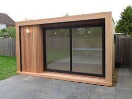 an impressive 5 5m x 4m garden room this building is