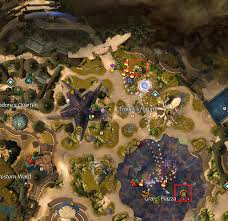 Gw2 World Map by Gw2 Mad King U0027s Clock Tower Jumping Puzzle Guide Dulfy