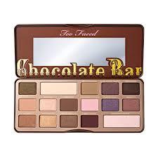 chocolate bar eyeshadow palette too faced