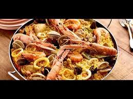 cuisiner une paella paella royale