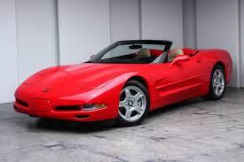 1999 chevrolet corvette convertible 1999 chevrolet corvette information and photos momentcar