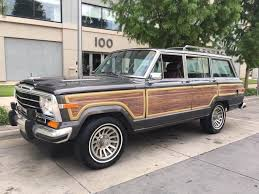 old jeep grand wagoneer 1989 jeep grand wagoneer for sale on bat auctions sold for 18 500