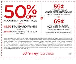 holiday coupon holiday photography coupon jcpenney portraits