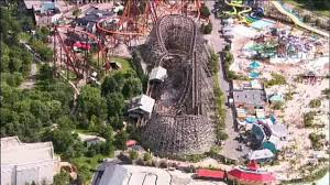 Six Flags Great America Accidents Six Flags Great America In Gurnee Celebrates 39th Anniversary