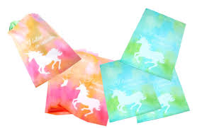 Pink Flat Color 400 Pastel Pink And Blue Unicorn 10