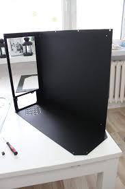 Custom Pc Desk Case M B Crystal Full Custom Pc Case Build Techpowerup Forums