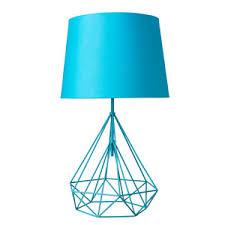 Aqua Table Lamp Showroom Table Lamps Pfeifer Studio