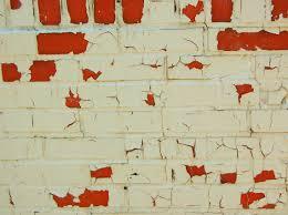 Paint Peeling Off Interior Walls Brick Block U0026 Concrete Painting Making It Stick