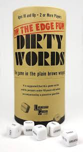 amazon com dirty words game toys u0026 games