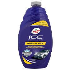 ice premium care spray wax 20 oz walmart com