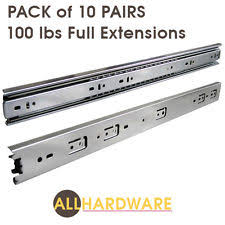 cabinet drawer slides ebay